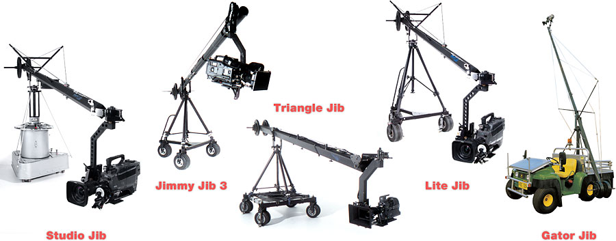 jibs for hire from great location devices  sydney  australia